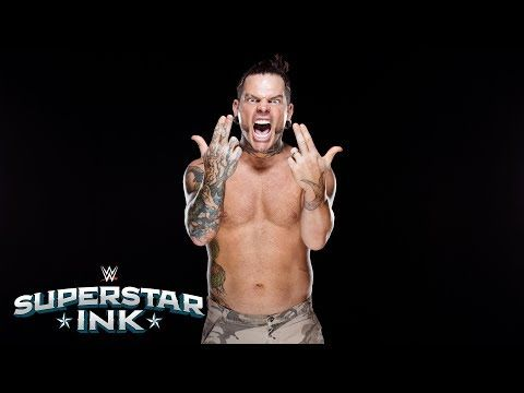 How Jeff Hardy's tattoos tell the story of his personal demons: Superstar Ink - YouTube