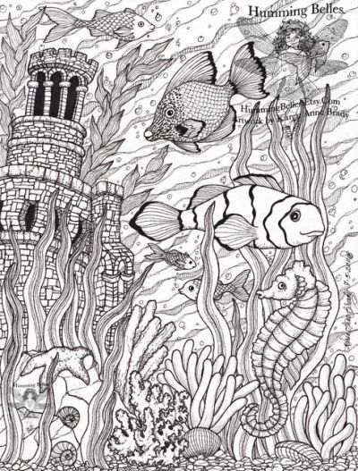Printable- Complex-Coloring-Pages