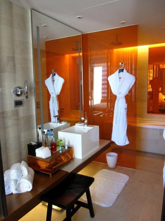 w hotel taipei - Beaded Inset Hotel Decoration