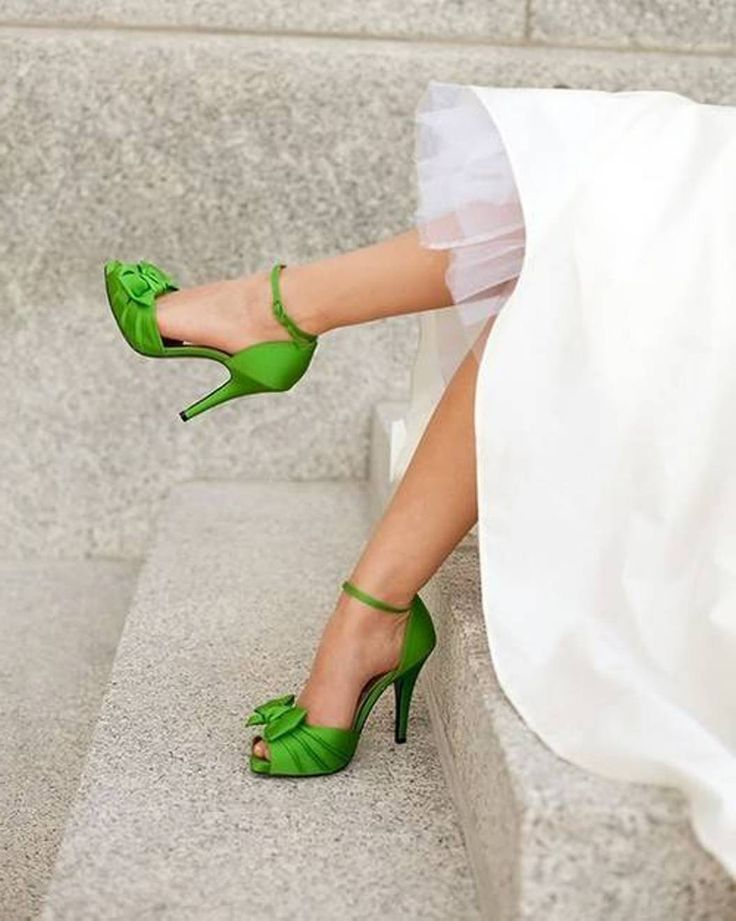 Colored Best Wedding Shoes