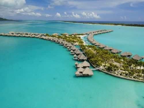 Check out The St. Regis Bora Bora Resort's reviews, photos and more on Trip.com