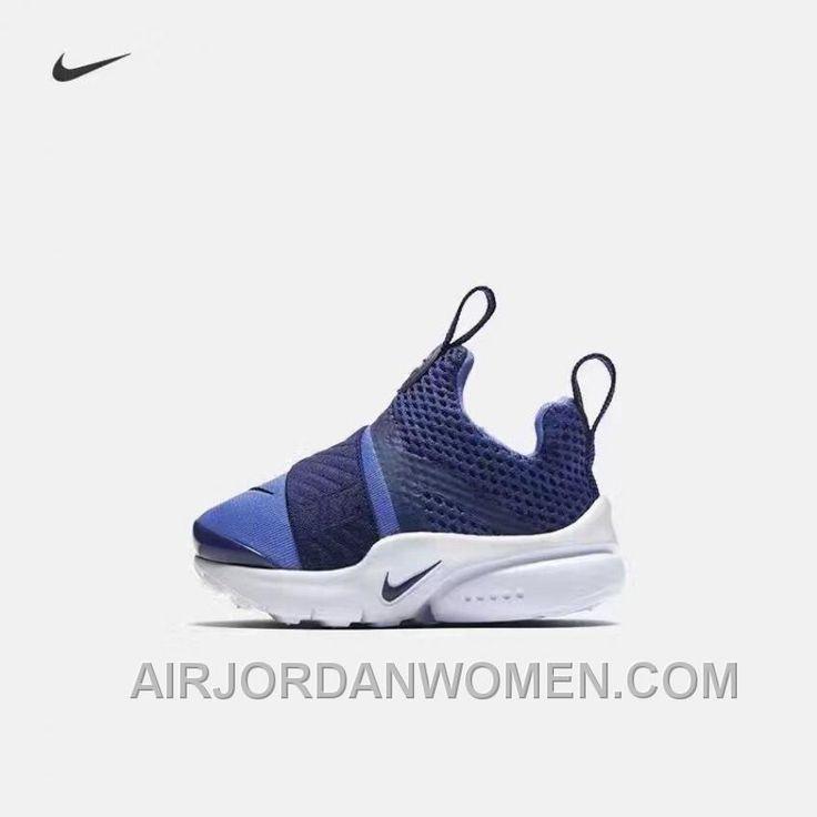 Nike PRESTO EXTREME Navy Blue White Top Deals YwE3Ys