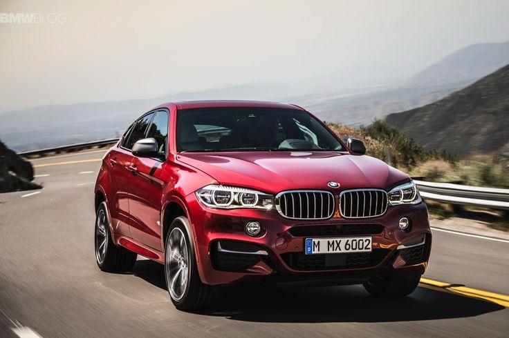 THE NEW 2015 BMW X6 - http://www.bmwblog.com/2014/06/06/new-2015-bmw-x6/