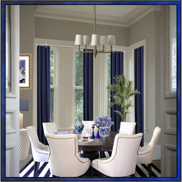 Blue Dining Room Decoration: 1000+ Ideas About Blue Dining Rooms On Pinterest