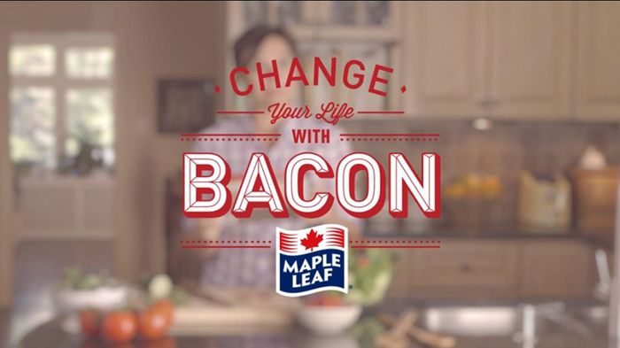 Watch one mom realize the power of bacon and use it to change her life. Are you ready to change yours?   Plus, re-pin this video & help us feed 10,000 Canadians. Each re-pin of this post = 1 wholesome meal donated to a local food bank across Canada from Maple Leaf Foods. #ChangeYourLifeWithBacon it starts today