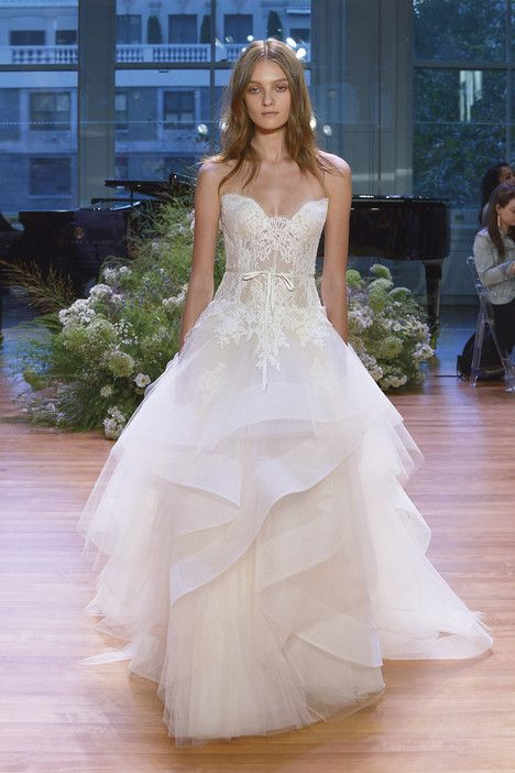 Monique Lhuillier Wedding Dresses | DressFinder