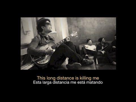Bruno Mars - Long Distance HD (Sub español - ingles) - YouTube
