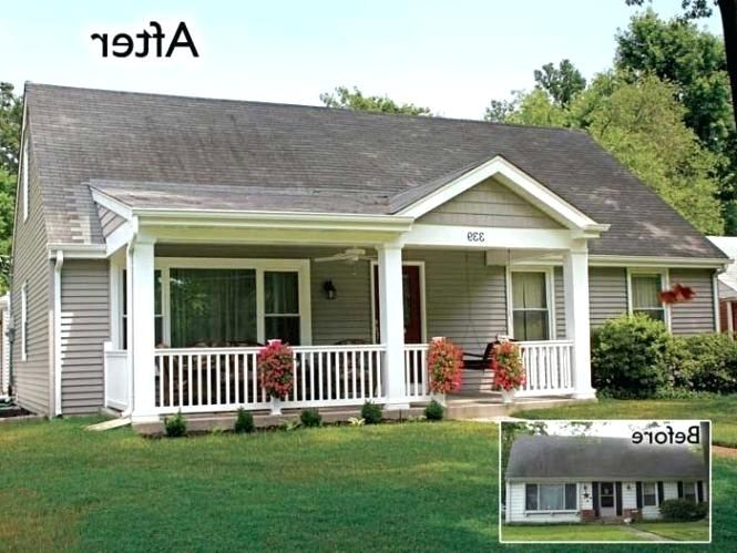Adding Back Porch To House Adding A Back Porch To A House 2 Get Inspiration For Back And Front Porch Ideas Front Porch Design Front Porch Addition Porch Design