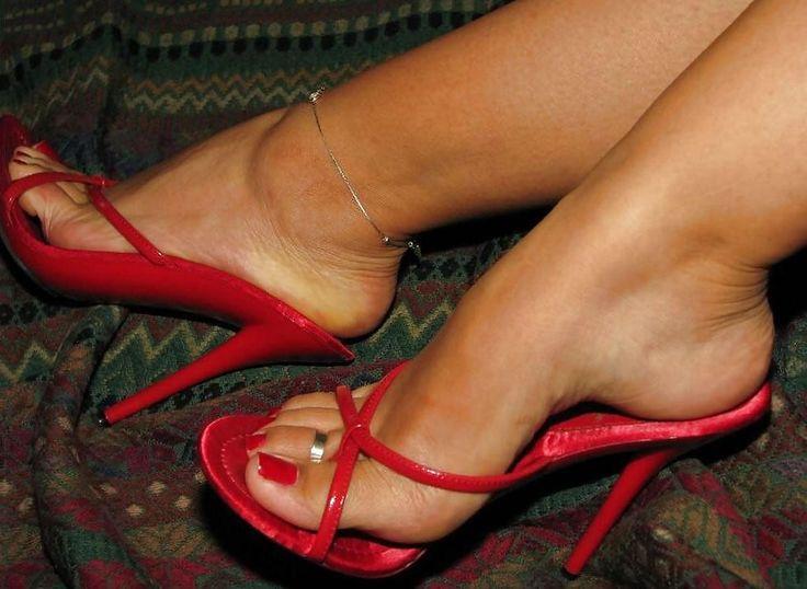 Cum On Female Feet 42