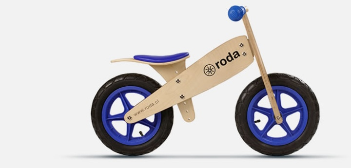 Bicicletas de Aprendizaje RODA  www.roda.cl