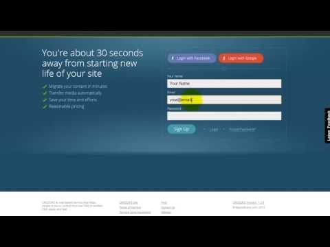 In this video tutorial you will find out how to upgrade your Joomla website with CMS2CMS. Go ahead and start your CMS migration with no delay at http://www.cms2cms.com/supported-cms/joomla-update/