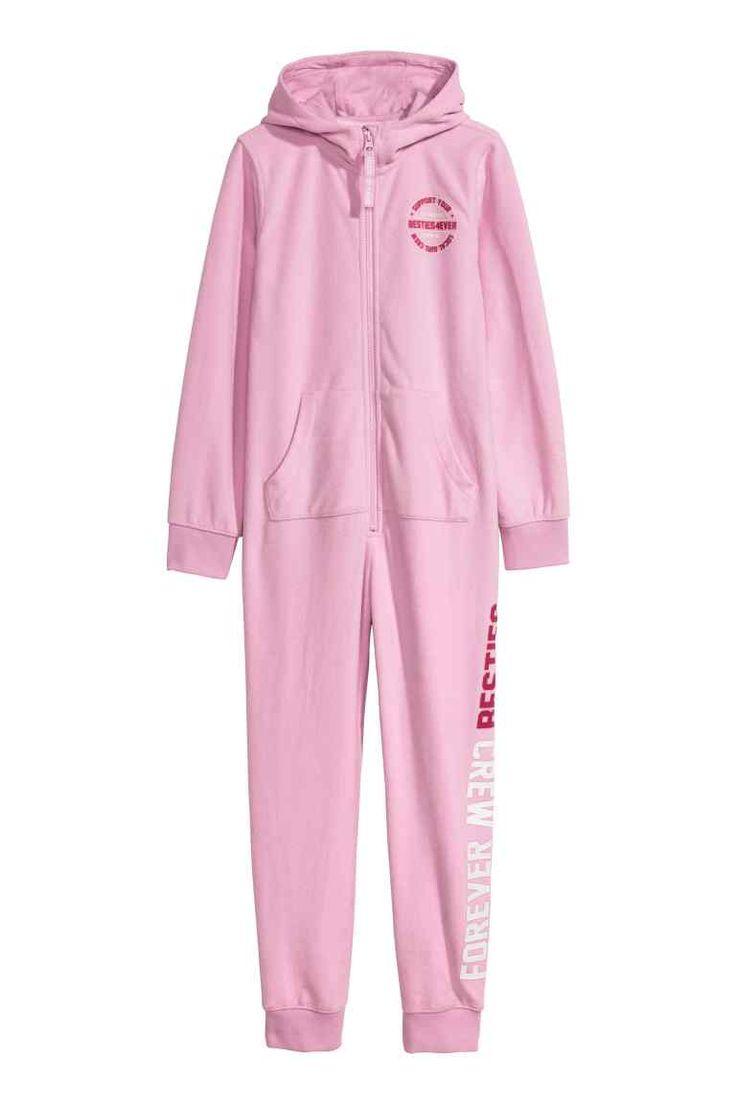 Polároverál - Rózsaszín - GYEREK | H&M HU