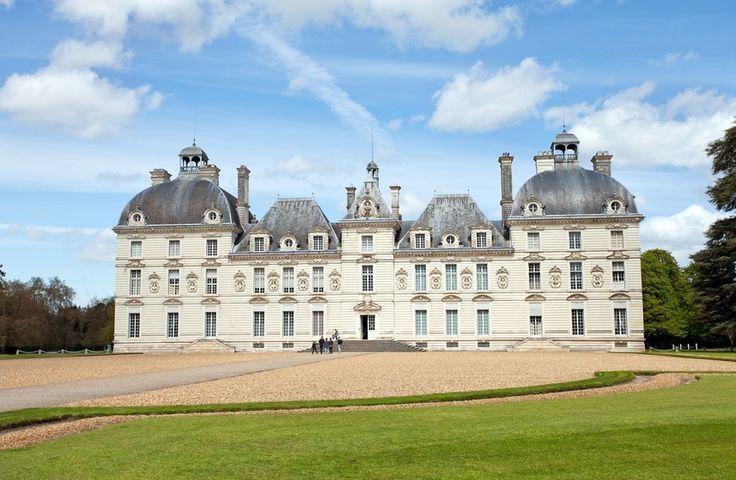 Castle of Cheverny, France