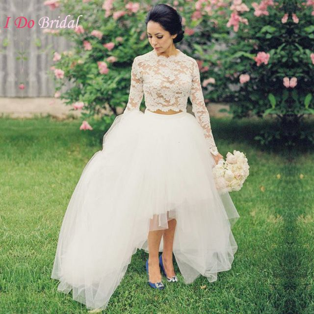 17 best images about two pieces wedding dresses on for 2 piece wedding dresses