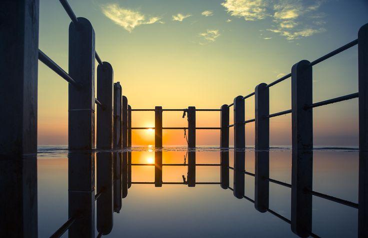 Sunrise Perfection - Durban, South Africa  Sam Ayres