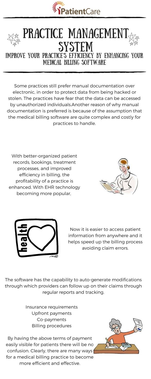 Improve your Practice's Efficiency by Enhancing your Medical Billing  Software | Healthcare Blog | Pinterest | Medical billing, Health care and  Improve ...