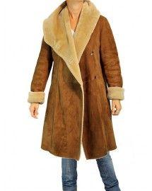 abrigo piel vuelta