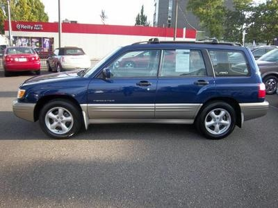 2001 Subaru Forester - 93,935 miles