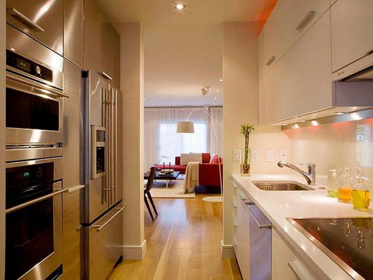 Basic Kitchen Design best 25+ galley kitchen layouts ideas on pinterest | galley