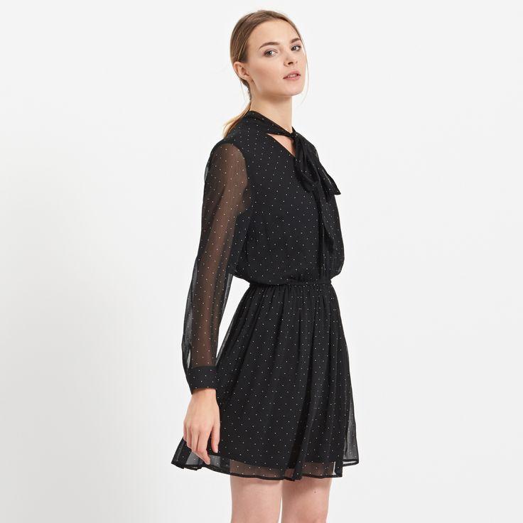 Polka dot dress, RESERVED