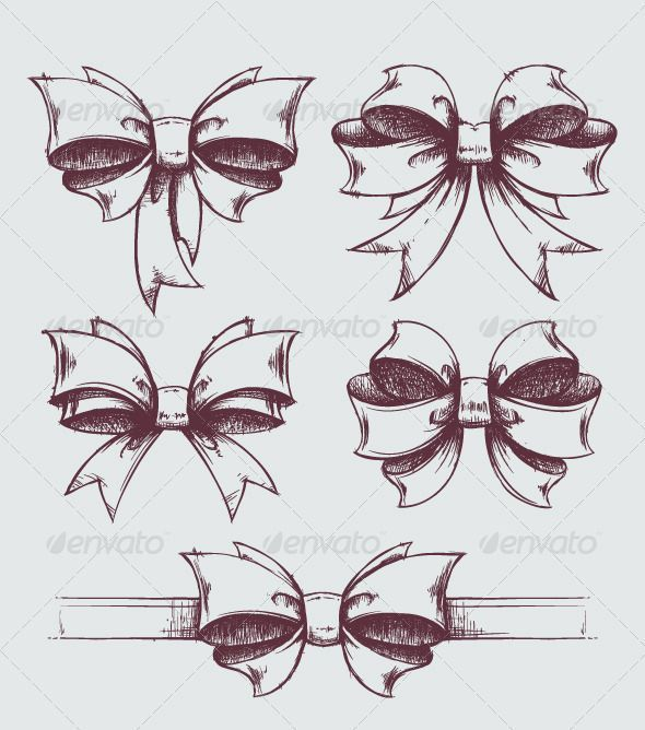 ... Bow Tattoos on Pinterest   Tattoos Girly Tattoos and Lace Bow Tattoos
