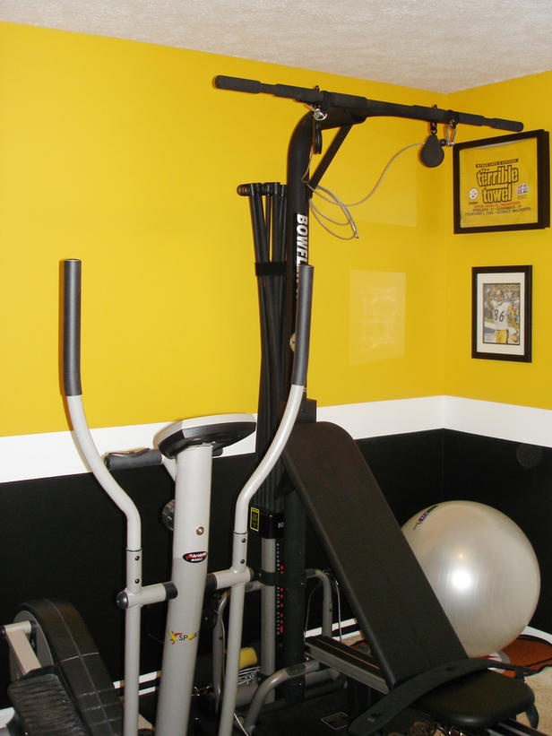 Best gym home images on pinterest exercise rooms