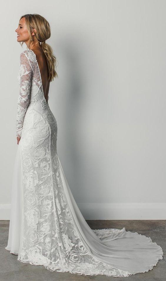wedding dress inspiration - grace loves lace | diy's | vestidos de