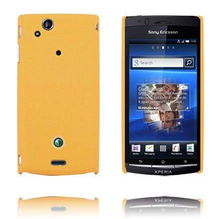 Supreme (Mørk Gul) Sony Ericsson Xperia Arc Deksel