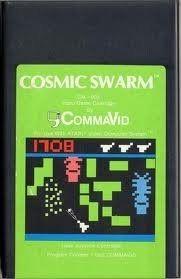 Cosmic Swarm - Atari 2600 Game