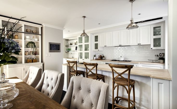 Kitchen Splashback Tiles - White Gloss Subway Tiles