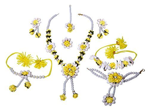Traditional Indian Bollywood Inspired Wedding Yellow Flor... https://www.amazon.com/dp/B06XNWFB2P/ref=cm_sw_r_pi_dp_x_72PlzbE6V47KG