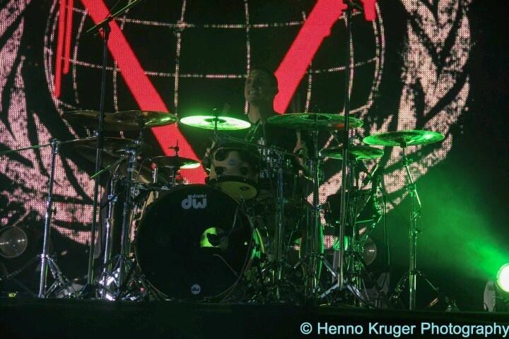 Enter Shikari|| Drummer