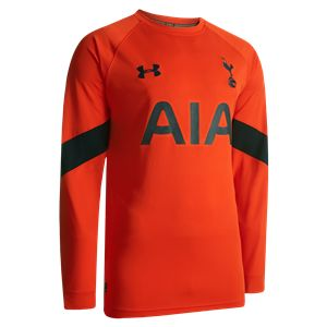 Tottenham 16/17 LS Away Keeper Jersey   Check out the best in soccer goalkeeping equipment and gear at WorldSoccershop.com