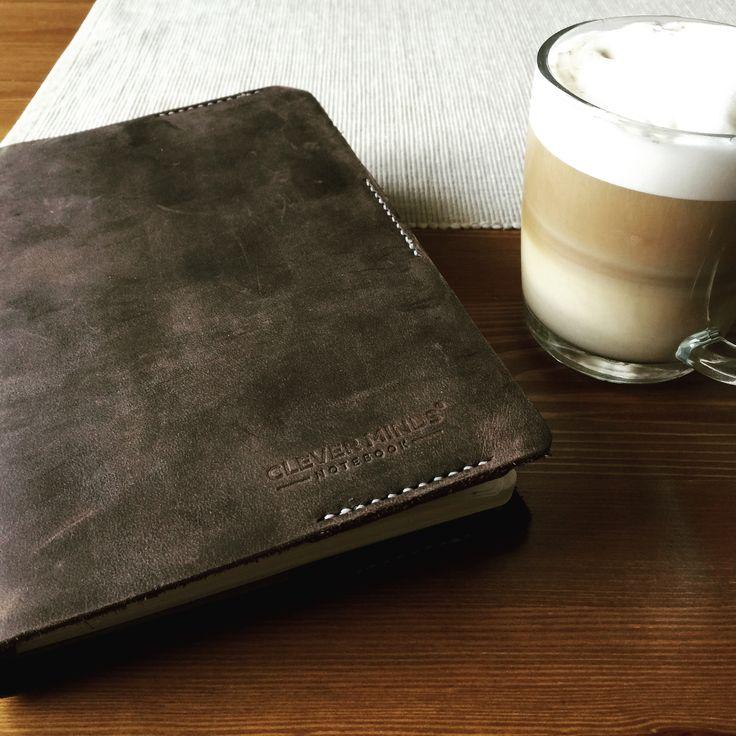 Ranní rituál - můj diář a kafe #weeklyplan #diary #planner #cleverminds #morningrituals