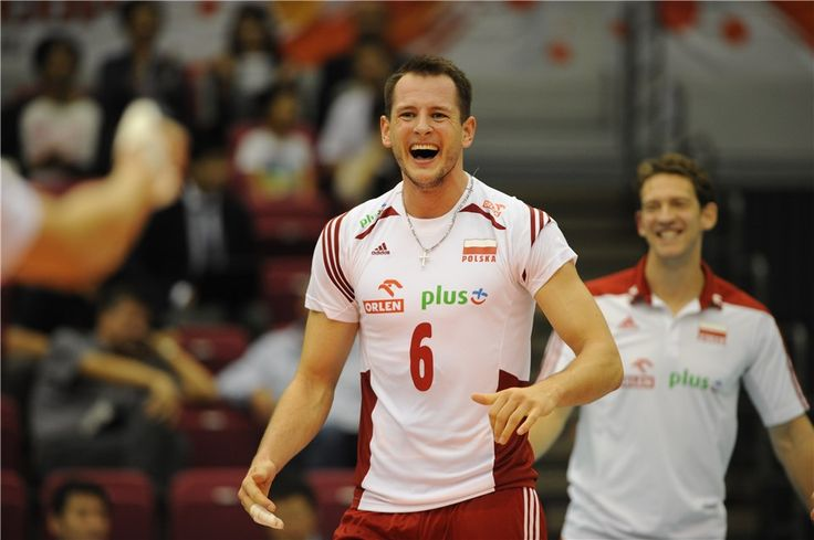 Bartosz Kurek (#6) - atakujący  Puchar Świata w Piłce Siatkowej Mężczyzn 2015