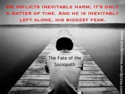 profile of a narcissistic sociopath