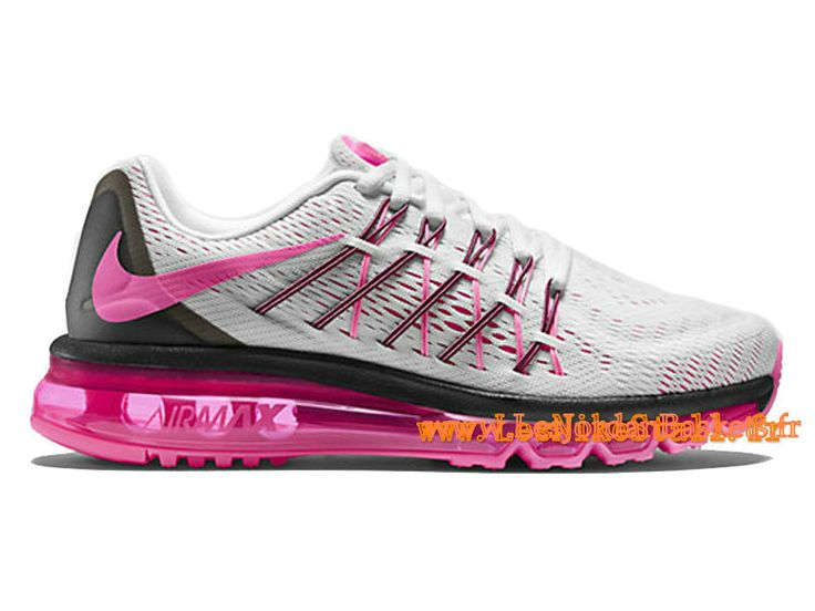 timeless design 546e0 15365 ... sale 2019 12067 8a629 Officiel Nike Wmns Air Max 2015 GS Chaussures Air  . ...