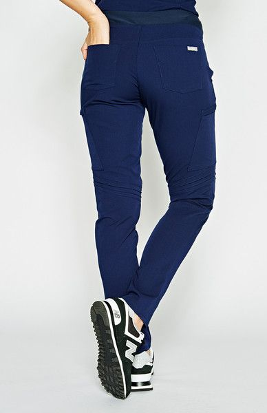 Why We Love This We can't get enough of the eternally cool moto look, so we added some of this street-smart edge to our latest limited edition super skinny pant