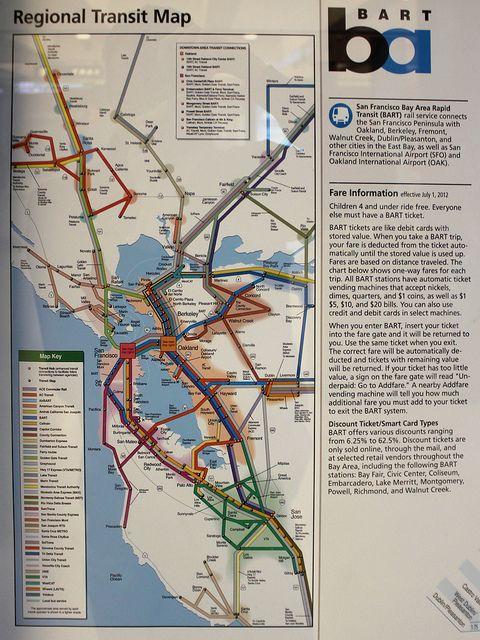 All sizes   Regional Transit Map   Flickr - Photo Sharing!