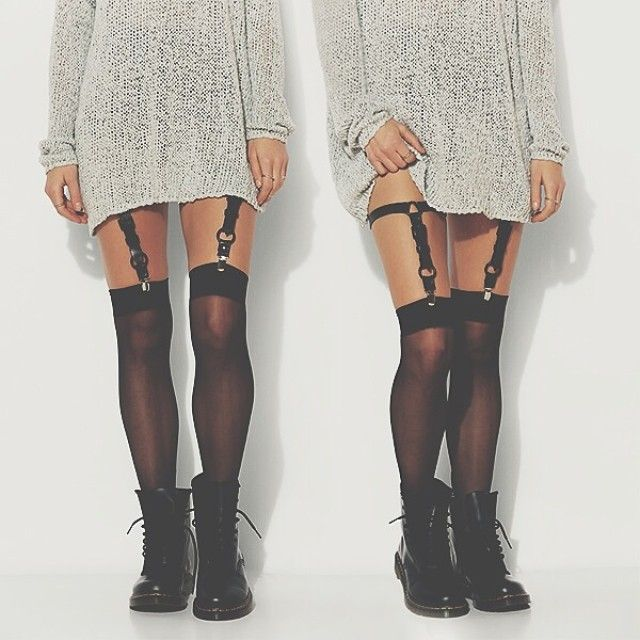 Rhea Leather Garters now available online at #UrbanOutfitters #jakimac