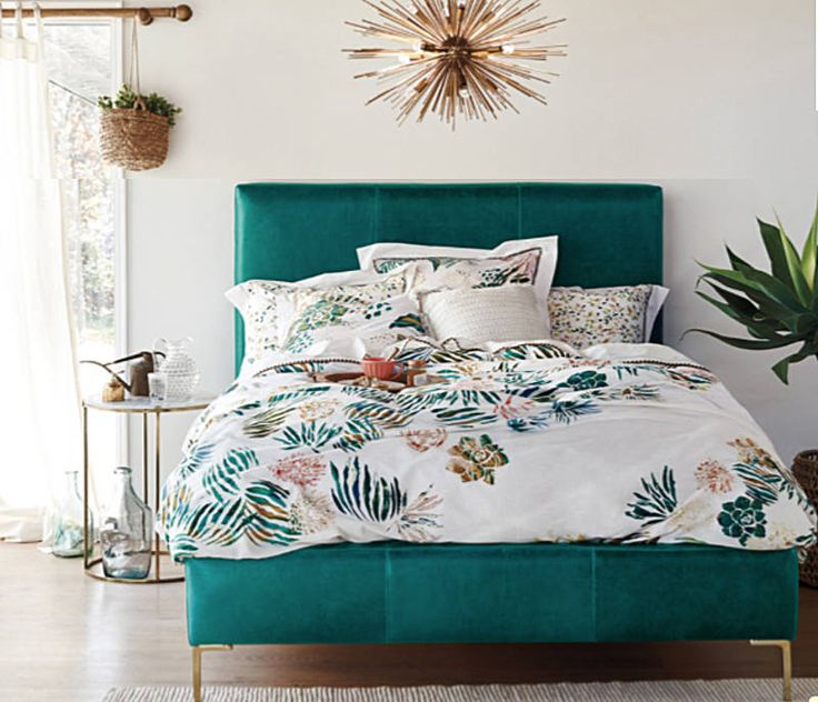 25 Bedroom Design Ideas For Your Home: Best 25+ Tropical Bedding Ideas On Pinterest