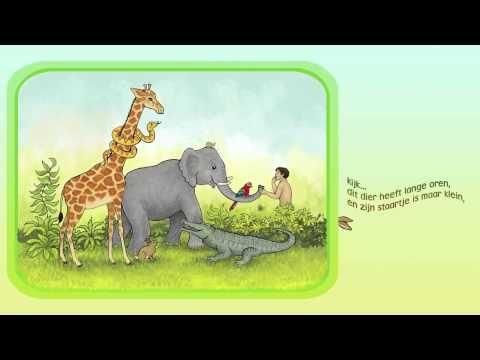 ▶ Adam geeft de dieren namen - YouTube