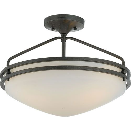 ozark iron gate large semi flush ceiling light semi flush flush u0026 semi flush lighting cei