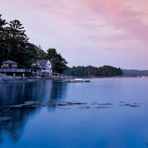 Blue Hill, Maine - founded in 1762 by John Roundy, my 7th great-grandfather, and his friend Captain Joseph Wood.