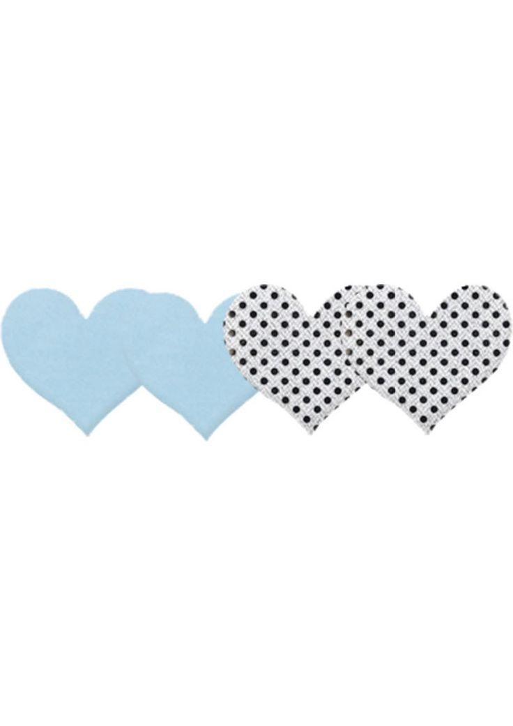 Buy True Blue Hearts online cheap. SALE! $11.49