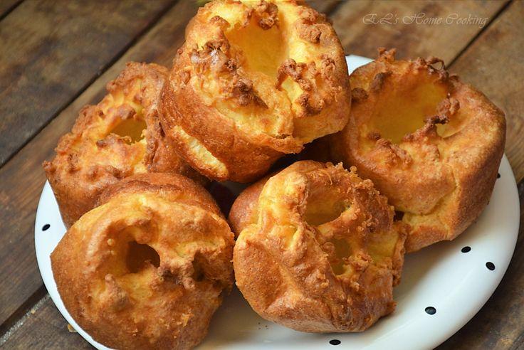 EL's Home Cooking: Йоркширкски пудинг