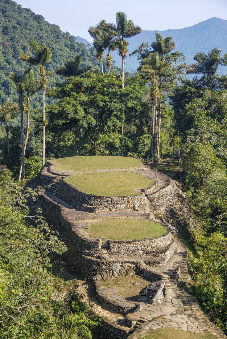 The Ciudad Perdida trek is one of #Colombia's not-so-hidden secrets, but it wasn't always safe for travellers.