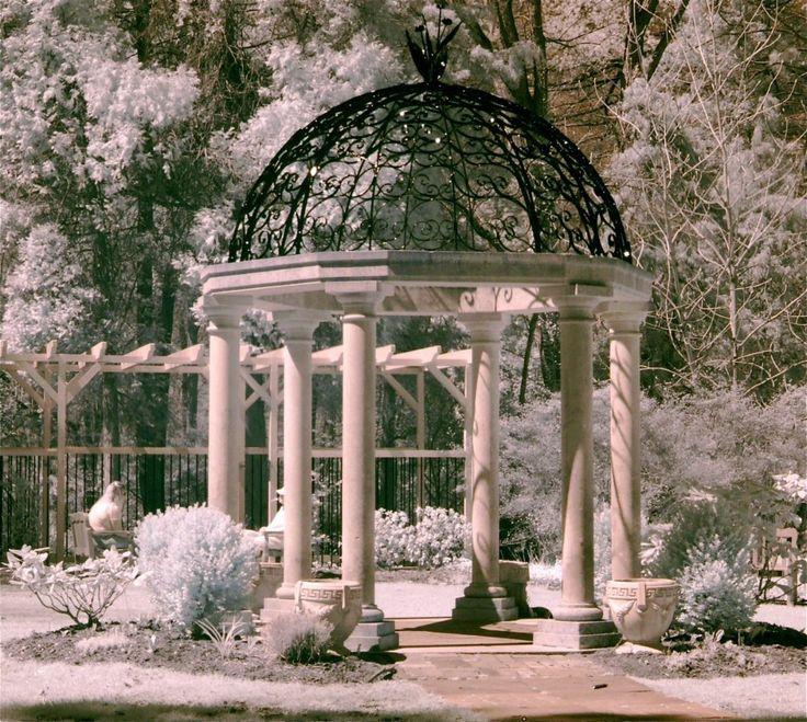 Outdoor Wedding Venues Nj: Sayen Gardens, Hamilton, NJ. NJ Garden Weddings