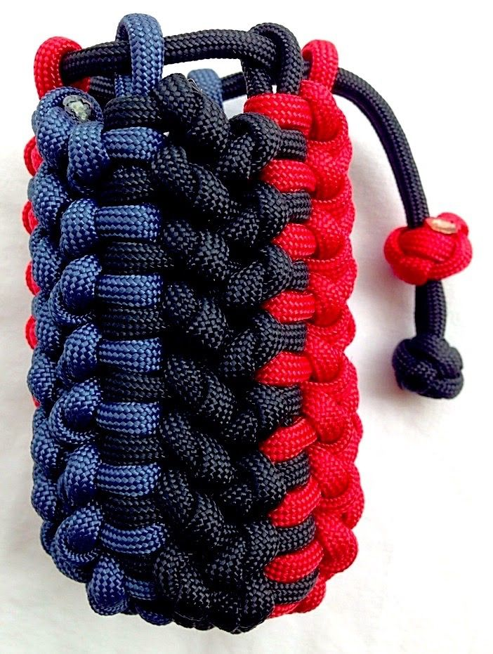 17 best images about paracording on pinterest bracelets for Paracord drawstring bag