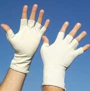 Sun Gloves for UV protection for your hands.